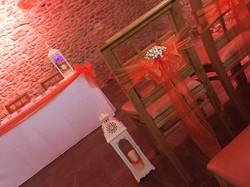 Dodford Ceremony orange