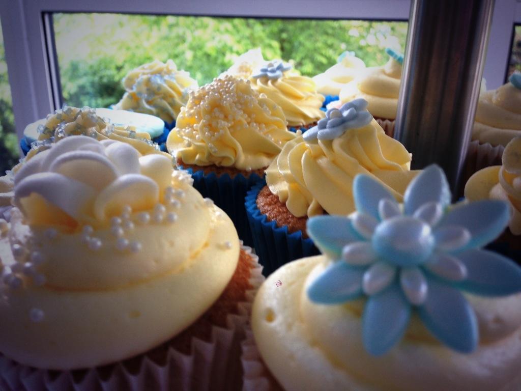 Beaulicious cupcakes