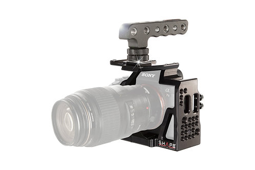SHAPE Cage with Handle for Sony a7 Series