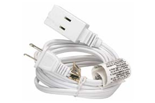 16' Two-Pronged AC Extension Cord