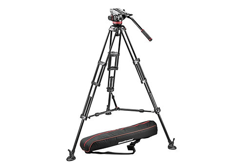 Manfrotto 546B Tripod Legs 504 Head