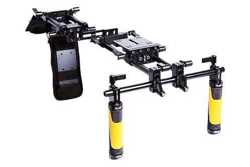 ikan Flyweight DSLR Camera Stabilizer Shoulder Mount Rig