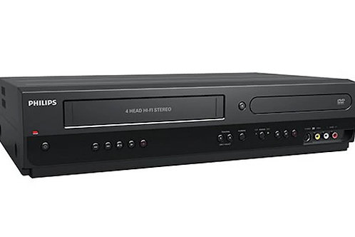 Phillips DVD+VHS Recorder