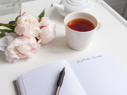 How to Write a Gratitude Journal to Increase Inspiration