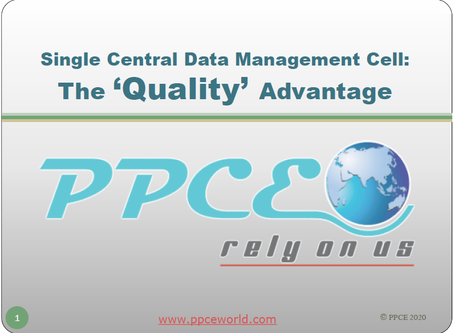 Single Central Data Management Cell: The 'Quality' Advantage