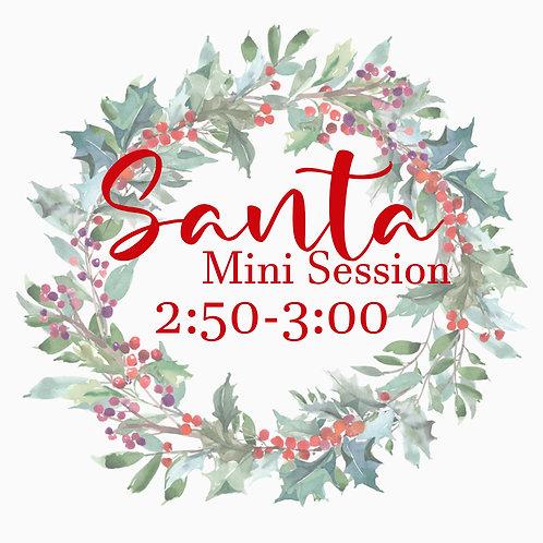 Santa Mini 11.21 @2:50