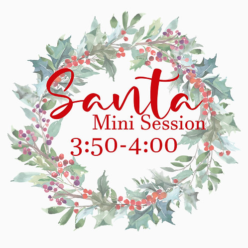 Santa Mini 11.21 @3:50