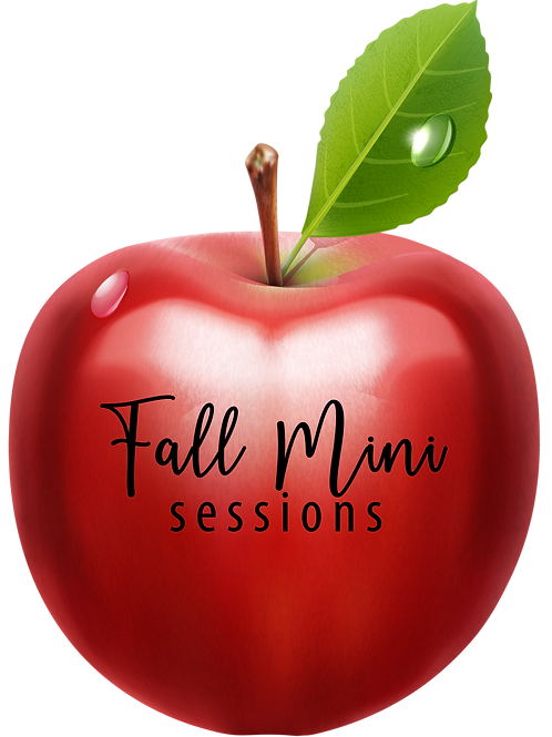 Fall Mini- 10.26 at 4:30