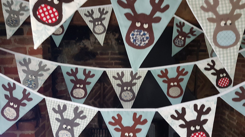 Rudolf and the Gang Giant Bunting - Duck Egg