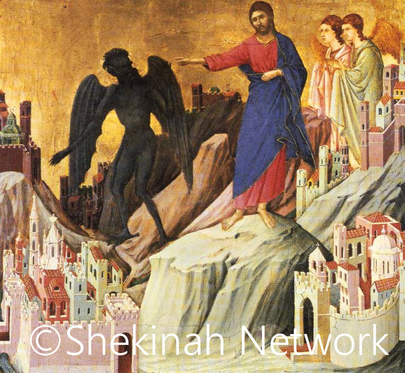 Christ Tempted on the Mountain