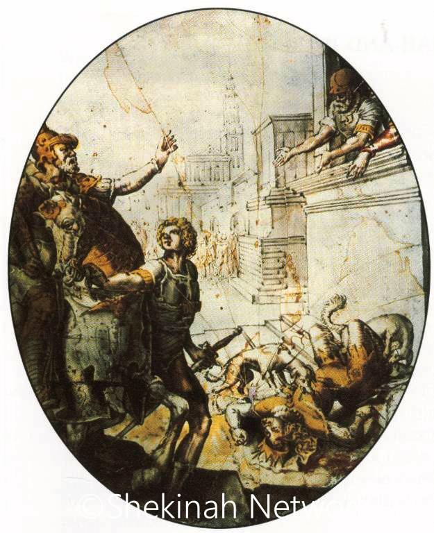 The Death Of Jezebel