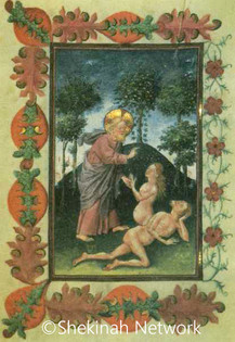 Adam & Eve Removed From the Garden