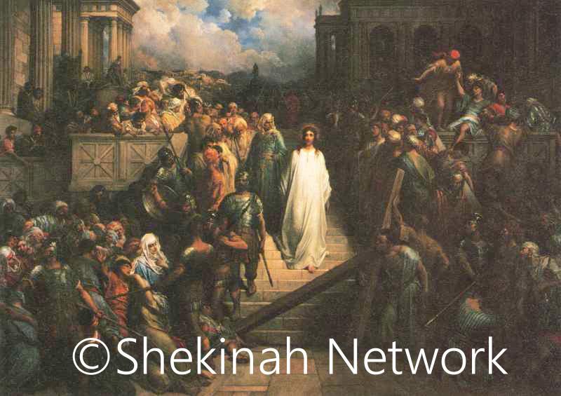 Christ Leaving The Praetorium