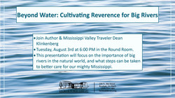 Beyond Water: Cultivating Reverence for Big Rivers
