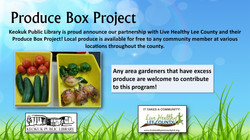 Produce Box Project
