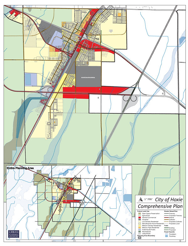 City of Hoxie, AR Comprehensive Plan