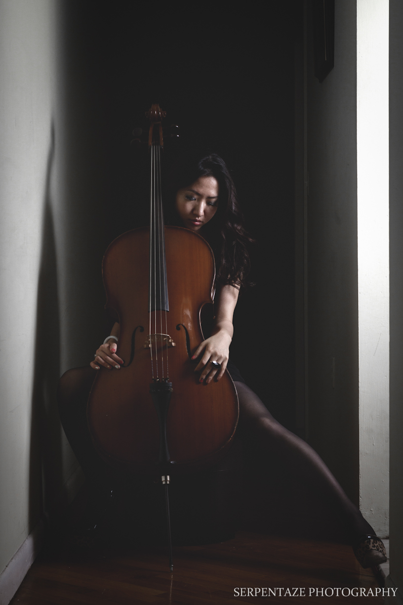 Xiren Wang Cello