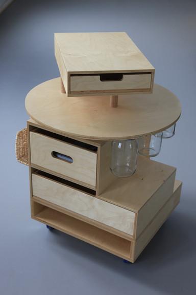 Lev Art Furniture project, 2012