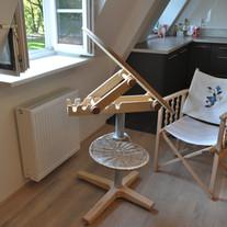 Furniture in use
