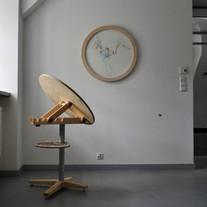 Storkfoot in gallery
