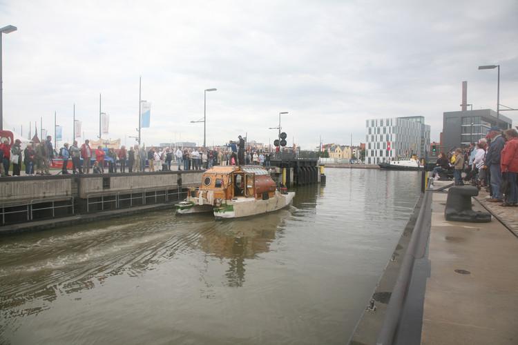 Performing in harbour.JPG