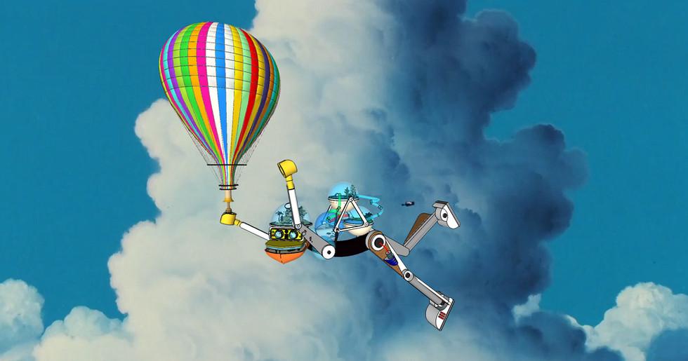 Flyvende Basseng, 2020