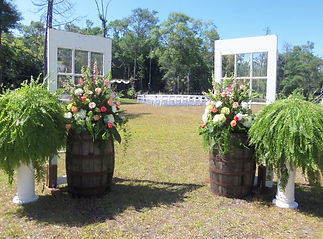 Briar Patch Floral & Gift, Calabash, NC, flowers for weddings