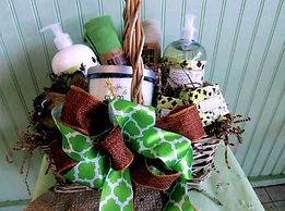 Briar Patch Floral & Gift, Calabash, NC, build your own gift basket with our desighner