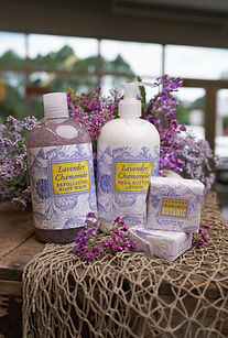 Briar Patch Floral & Gift, Calabash, NC, soap and loations