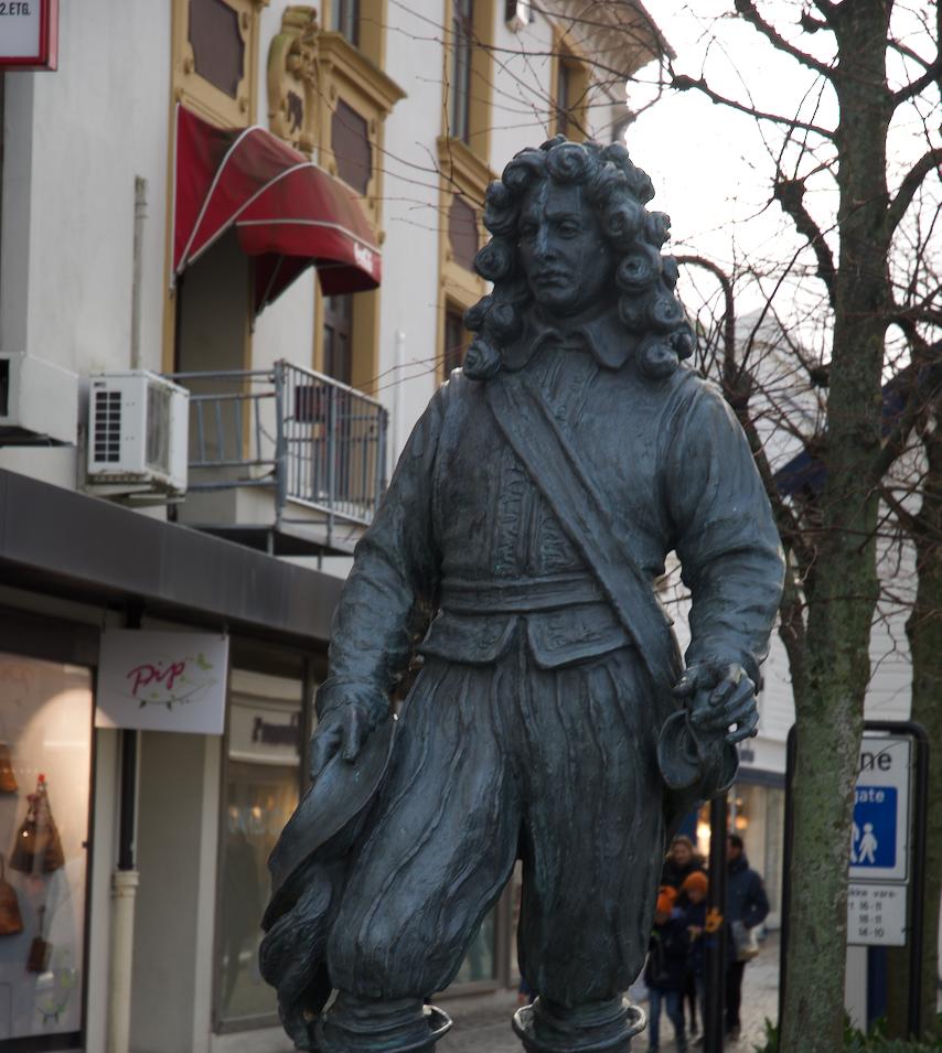 Monument to Admiral Cornelius Cryuse