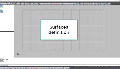 Shape Maker surface patch definition