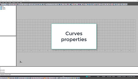 Shape Maker curves propeties