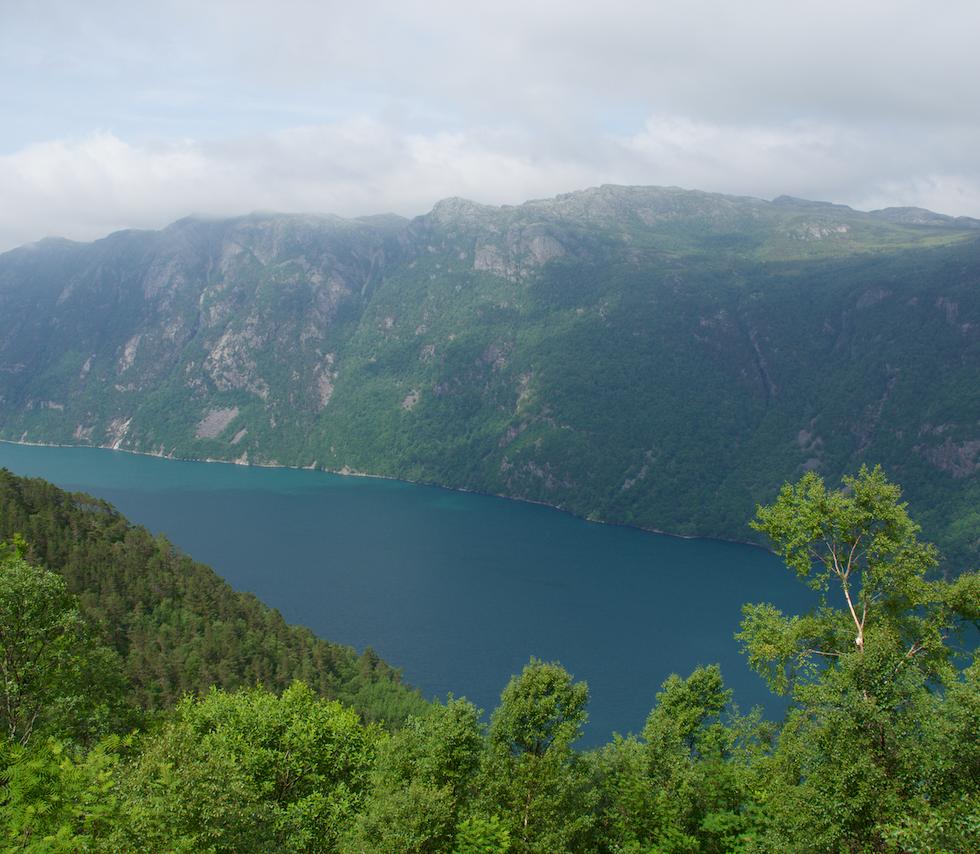 View at Frafjord