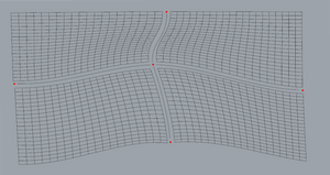Typical topological model.