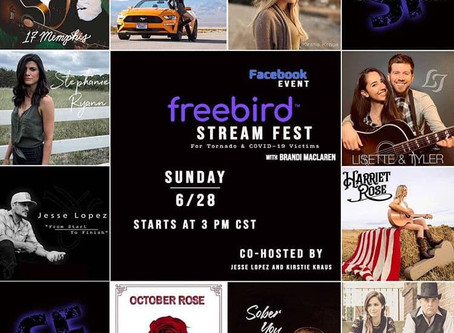 Freebirds Nashville LiveStream