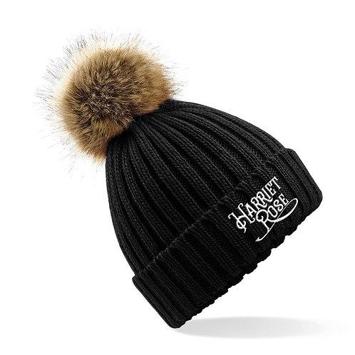 Beanie Hat (Faux Fur)