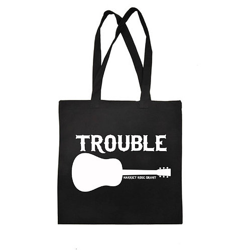 Trouble Canvas Bag