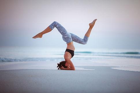Sivananda Yoga. Improving overall well being.