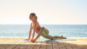 Yin Yoga. Increases blood circulation and helps balance your body vitals.