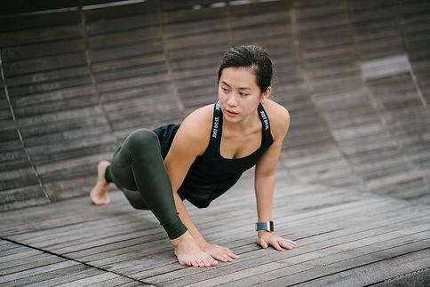 Vinyasa Yoga best for increasing mental focus .