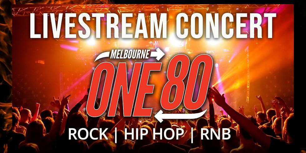 Livestream Concert