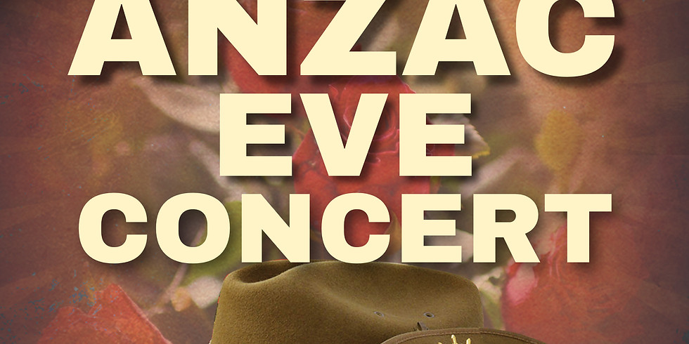 ANZAC Eve Concert