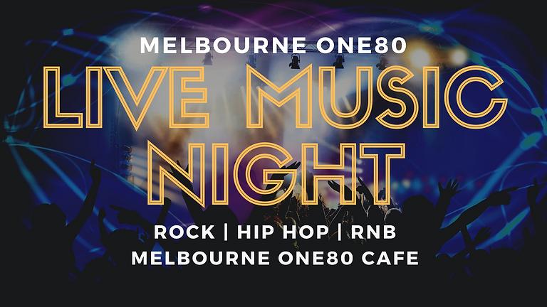 Melbourne One80 Concert