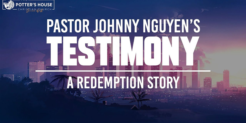 Johnny Nguyen - The Second Chance