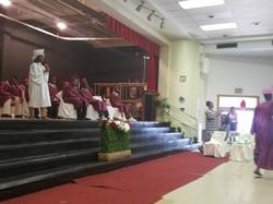 James G. Blaine Graduation 2016