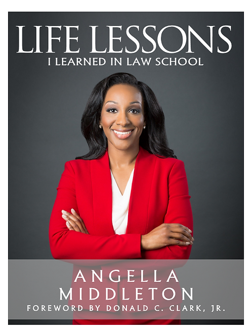 Life Lessons I Learned in Law School (signed)
