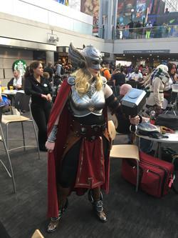 Jane Foster's Thor