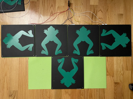 Final Project Blog: Frogger Game Pad
