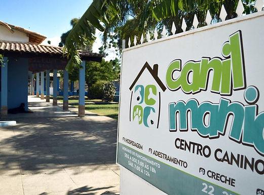Canil Mania é uma empresa especializada na hospedagem, no compotamento e adestramento de cães de todas raças. Diversão e conforto garantidos tudo com total segurança. www.canilmania.com