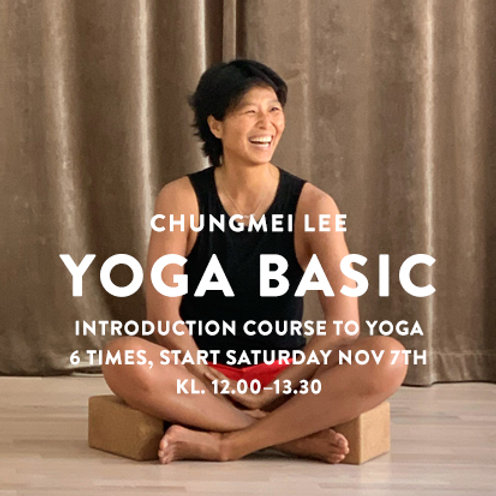 INTRODUCTION COURSE TO YOGA